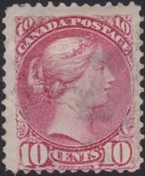 Canada        .     SG    .   89      .     O    .   Cancelled   .   /    .     Gebruikt - 1851-1902 Regering Van Victoria