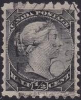 Canada        .     SG    .   101     .     O    .   Cancelled   .   /    .     Gebruikt - 1851-1902 Regering Van Victoria