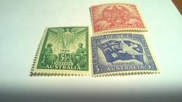 Australia 1945 Victory - Mint Stamps