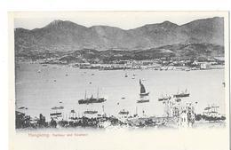 HONG KONG Harbour And Kowloon - China (Hongkong)