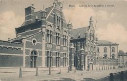 CPA - Belgique - Mons - Caserne Du 2è Chasseurs à Cheval - Mons