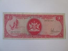 Trinidad & Tobago 1 Dollar 1964 Banknote - Trinidad & Tobago