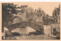 CPA - Belgique - Brugge - Bruges - Le Pont St. Boniface - Brugge