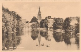 CPA - Belgique - Brugge - Bruges - Le Lac D'Amour - Brugge