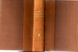 DICTIONAiRE Français -Allemandl Et Allemand - Français: Par Emile MERSIOL Ed. LAROUSSE De POCHE (1968), 536 Pages - Libros, Revistas, Cómics