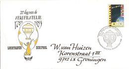 Netherlands  200 Year Ballon Flights, 19 Nov. 1983- Special Postmark Day Of The Aerophilately, Nederland - Trasporti