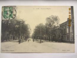 Cpa ALBI (81) Boulevard  Magenta - Albi
