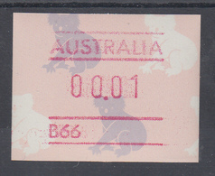 Australien Frama-ATM Koala Mit B-Nummer ** - Vignettes D'affranchissement (ATM/Frama)