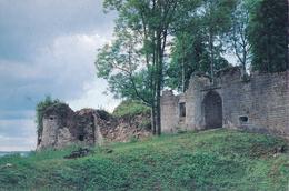 52) Château De LAFAUCHE Restauré Par L'association Des Amis Du Château - Autres Communes