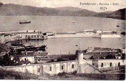 Isola D'Elba - Portoferraio, Darsena E Golfo - Italy