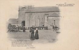 19 - Au Pays De La Chabrette Après La Grand' Messe - Francia