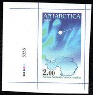 Antarctica Post Aurora Proof Printing - Unclassified