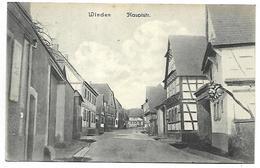 ALLEMAGNE - WINDEN - Hauptstr. - Non Classés