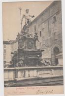 BOLOGNA, Fontana Del Nettuno, Ediz. Pini - F.p. - Fine '1800 - Bologna