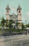 PC49357 Ardoyne R. C. Church. Belfast. Walton - Postcards