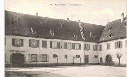 Molsheim  Hôpital Civil - Molsheim
