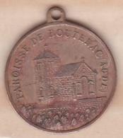 Medaille Paroisse De Boutenac . AUDE. Saint Siméon Priez Pour Nous. - Religion & Esotérisme