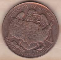 Medal Treasury Department San Francisco Mint 1874-1937 - Etats-Unis