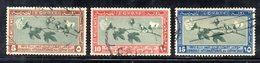 XP4652 - EGITTO 1927 , Cotone Yvert N. 115/117  Usato (2380A) - Egitto