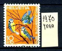 SVIZZERA - HELVETIA - Year 1970 - Usato - Used - Utilisè - Gebraucht.. - Schweiz