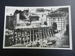 19868) SERIE GENOVA VECCHIA COSTRUZIONE PONTE MONUMENTALE NON VIAGGIATA - Genova (Genoa)