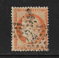FRANCIA - CLÁSICO. Yvert Nº 38 Usado - 1870 Siege Of Paris