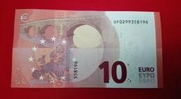 10 EURO FRANCE - CHARGE 29 - UF0299358196 - U011 F6 - UNC - NEUF - EURO