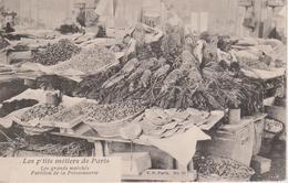 75 - PARIS - LES P'TITS METIERS - LES GRANDS MARCHES - PAVILLON DE LA POISSONNERIE - Petits Métiers à Paris