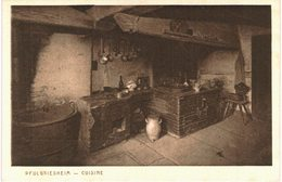 Pfulgrisheim Cuisine - Frankrijk