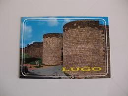 Postcard Postal Spain Lugo Muralla - Lugo