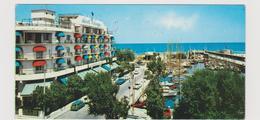 RICCIONE (RN),  Hotel Savioli E Darsena  - F.minicard - Anni '1960 - Rimini