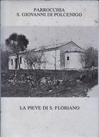 SAN GIOVANNI DI POLCENIGO COFANETTO 6 CARTOLINE 1981 LA PIEVE DI SAN FLORIANO - Pordenone