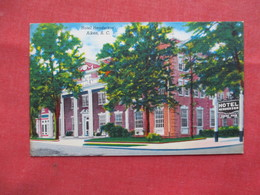 Hotel Henderson    South Carolina > Aiken> Ref 3247 - Aiken