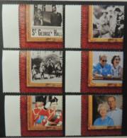 GUERNSEY 1997 GOLDEN WEDDING SG754-759 MNH 6 VALUES ROYALTY QEII - Guernsey