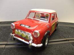 SCALEXTRIC MINI COOPER Rojo 177 - Carros