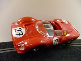 SCALEXTRIC FERRARI GT 330 Rojo 27 - Carros