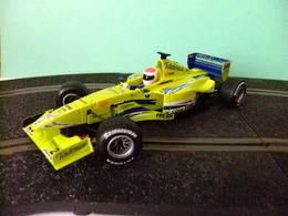 SCALEXTRIC MINARDI Formula Uno / Telefonica 20 / M. Gené - Carros