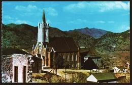 St. Mary`s In The Mountains  -  Historic Church  -  Nevada  -  Ansichtskarte Ca.1960  (10359) - Etats-Unis
