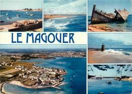"""/ CPSM FRANCE 56 """"Le Magouer"""" - Autres Communes"""