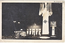 P. C.   REAL  PHOTO  BERLIN USED  TO  ARGENTINA  1939 - Briefe U. Dokumente