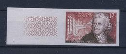 FRANCE 1956 - Antoine-Auguste PARMENTIER Bord De Feuille BDF - ND YT 1081a ** MNH Neuf Sans Charnière - France