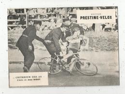 Photographie, 175x125 Mm, Cyclisme, CRITERIUM DES AS ,  Chute De JEAN BIDOT , Frais Fr 1.55 E - Ciclismo