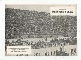 Photographie, 175x125 Mm, Cyclisme, MONTLHERY, Championnat De France 1934, La Foule Aux Tribunes , Frais Fr 1.55 E - Cyclisme