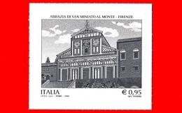 Nuovo - MNH - ITALIA - 2018 - 1000 Anni Dell' Abbazia Di San Miniato Al Monte In Firenze - Facciata - 0,95 - 2011-...: Neufs