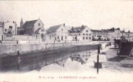 17 - La Rochelle -  Le Quai Maubec - La Rochelle