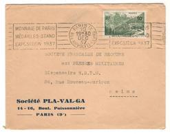 15817 - COL DE L ISERAN - Postmark Collection (Covers)