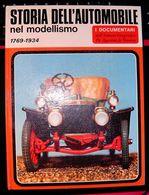 DE AGOSTINI - Storia Dell'automobile Nel Modellismo. - Modellismo