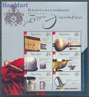 Ukraine 2004 Mi Bl 43 MNH ( ZE4 UKRbl43 ) - Ucraina