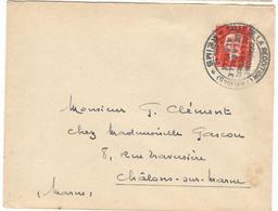 15837 - SALLE DE LA REDDITION - Poststempel (Briefe)