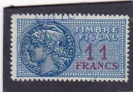 T.F.S.U N°144 - Revenue Stamps